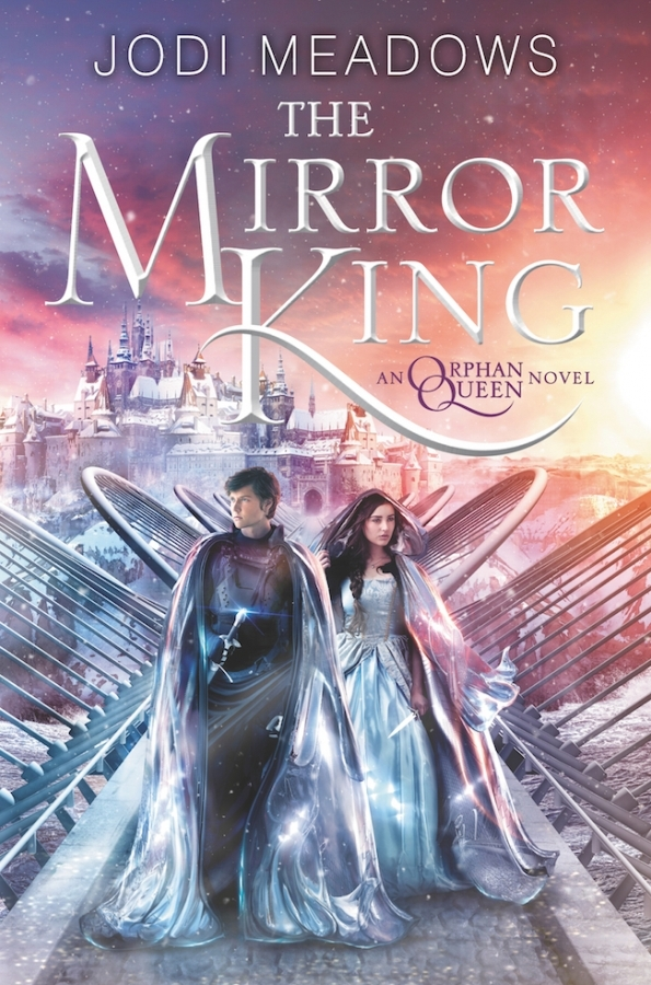 The Mirror King - The Orphan Queen
