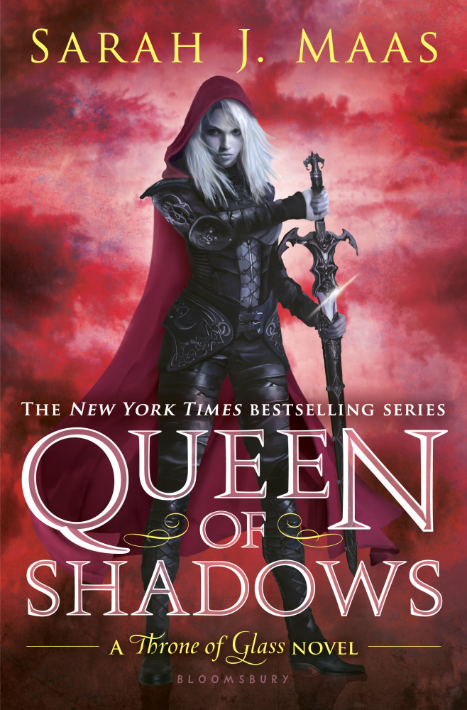Queen of Shadows - Throne of Glass