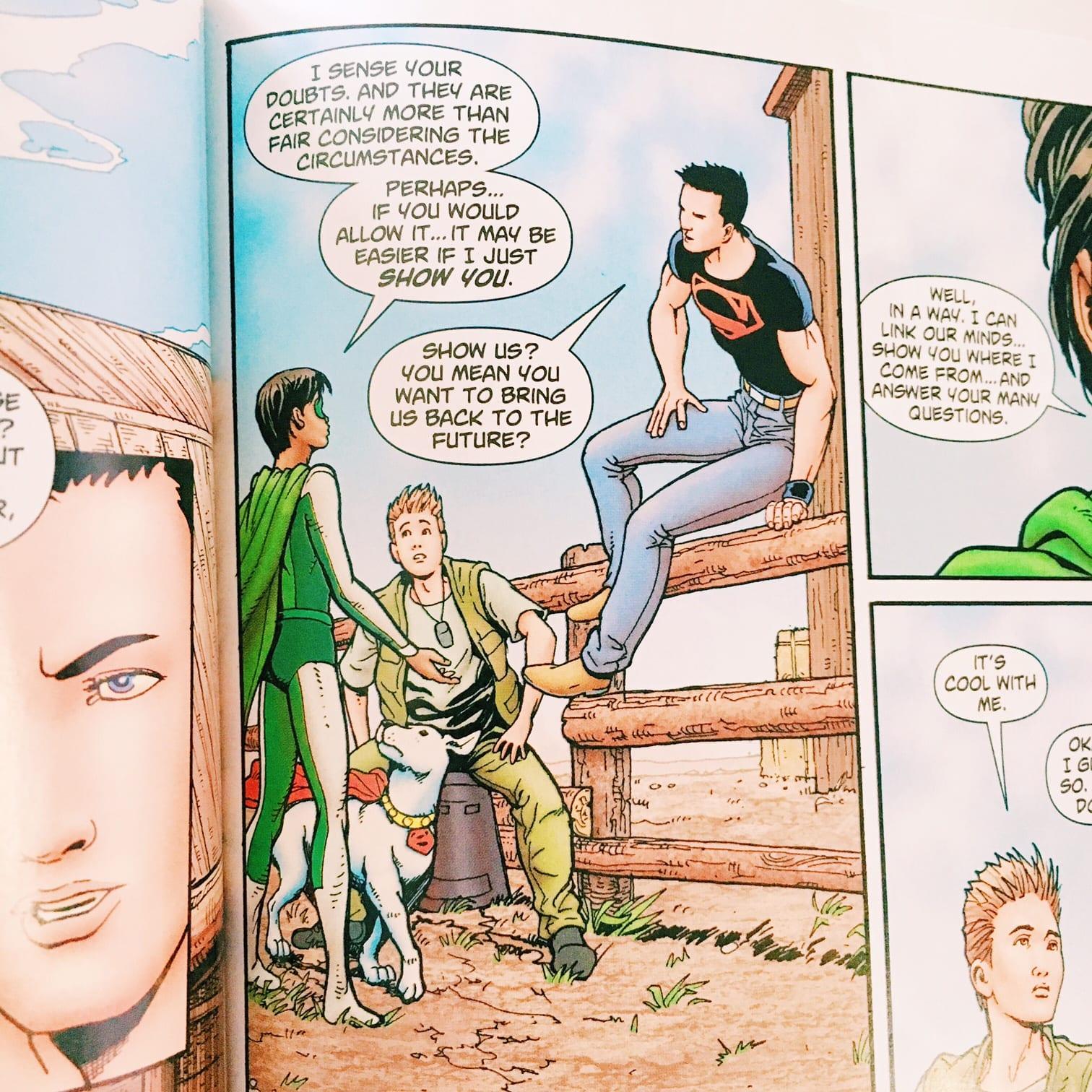 Superboy 12