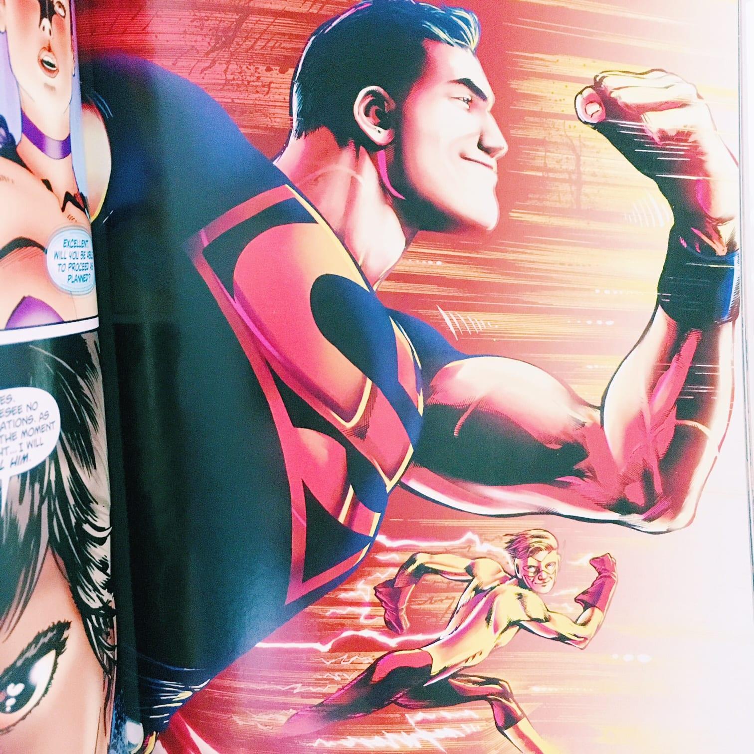 Superboy 14