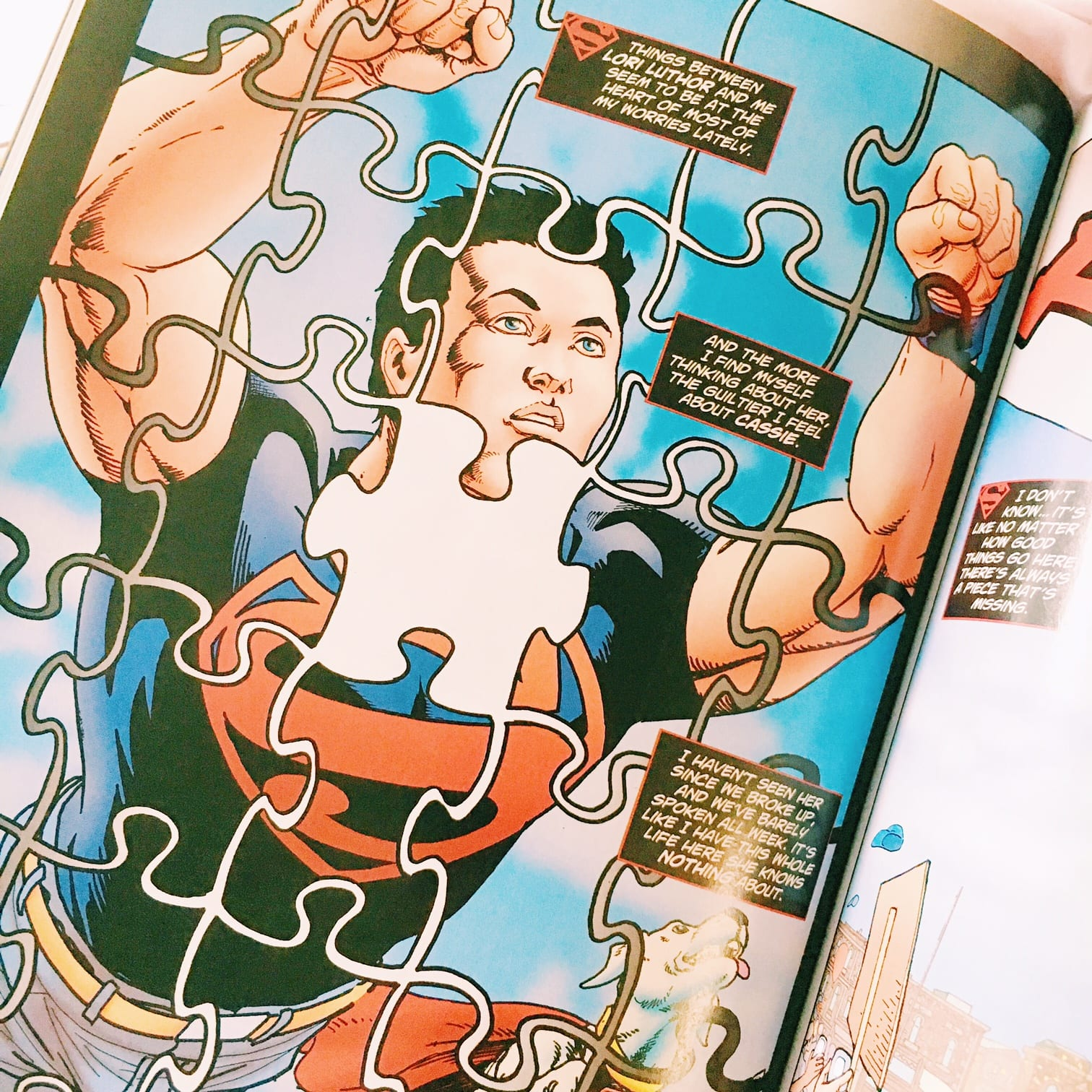 Superboy 19