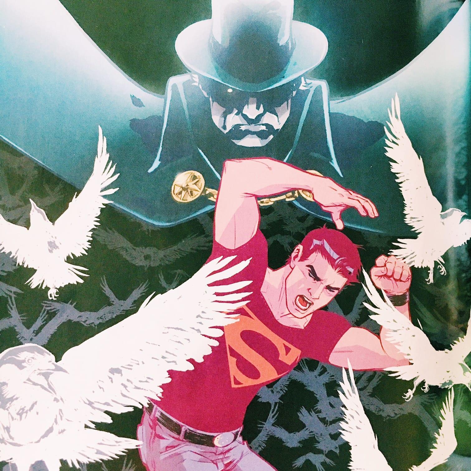 Superboy 22