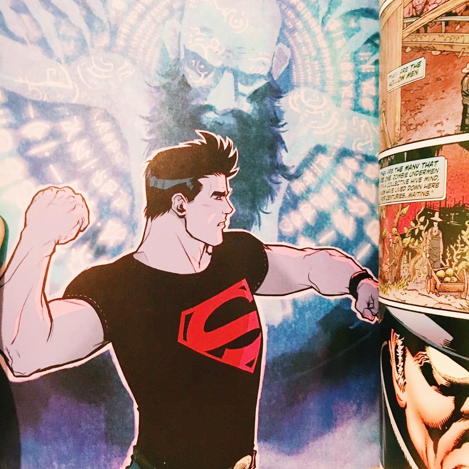 Superboy 23